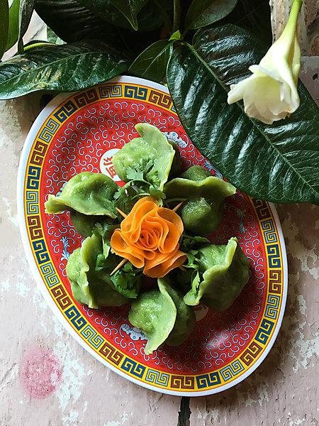 06 beginning of summer greenhouse dumplings